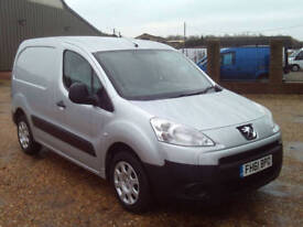 Peugeot Partner 1.6HDi ( 92 ) 850 Professional 3 SEATER L1 AIR CON