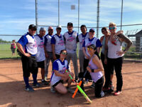 Slo-pitch Female Players Needed