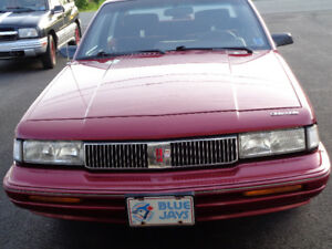 1993 oldsmobile cutlass ciera s car