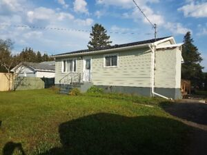 2 Bedroom Bungalow 10 mins north of the Sault