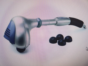 Dr Scholls massager- 2 pulses with heat settings