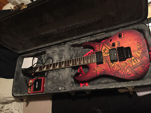 Ibanez RG320PG electric guitar