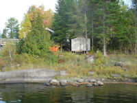 VACANT WATERFRONT PROPERTY-  FRENCH RIVER FOR SALE