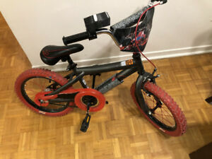 "KIDS HOT WHEEL 16"" BIKE"