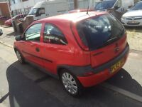 Vauxhall Corsa life 1.0 12v 2002, 91k miles, Sony cd, electric Windows, alloys, mot & tax,