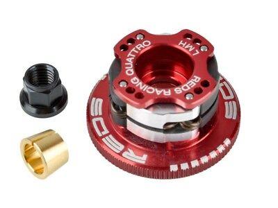 """REDS Racing 1:8 RC Kupplung """"QUATTRO"""" einstellbar 34mm # Mix MUQU0022"""