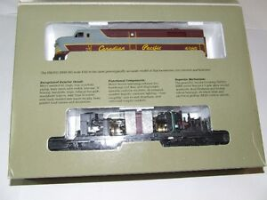 HO model train locomotives