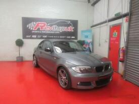 2012/62 BMW 123D M SPORT PLUS EDITION COUPE - 204BHP - FULL LEATHER