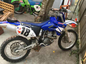 YZF450 $2700OBO NEED GONE
