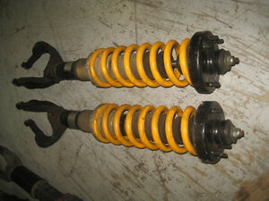 HONDA ACCORD FRONT ADJUSTABLE COILOVERS JDM ACCORD SUSPENSION