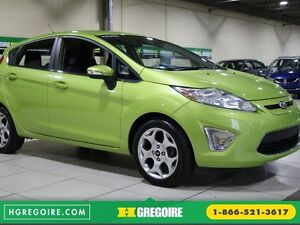 2011 Ford Fiesta SES AUTO A/C GR ELECT  MAGS BLUETOOTH