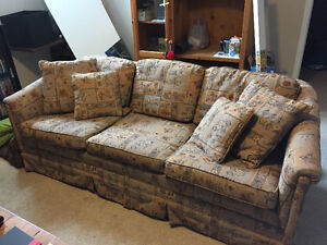 Couch and Chair Set *SECOND PRICE DROP*