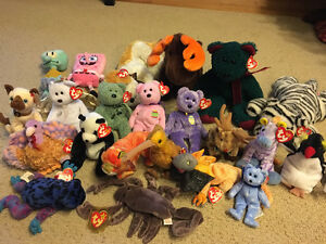 TY Beanie Babies With Tags On Peterborough Peterborough Area image 2