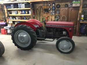Ferguson TEA 20 tractor