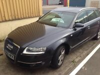 Audi A6 Estate Repairable