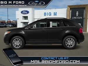 2014 Ford Edge SEL  - one owner - local - trade-in - $175.87 B/W