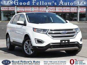 2016 Ford Edge SEL MODEL, LEATHER SEATS, PANORAMIC ROOF, NAVI