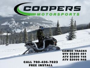 Camso ATV/UTV tracks are instock at Coopers Motorsports!