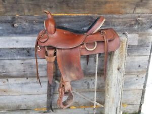 Western Trail Saddle for sale or Trade