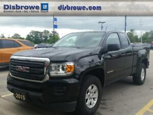 2015 GMC Canyon   - Certified
