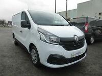 2014 64 Renault Trafic 1.6dCi Low Roof Van SL27 115 Business+ AIR CONDITIONING