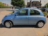 Nissan Micra 1.2 SE (blue) 2006