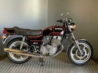 Laverda 350 Alpino 1983 with 23,185 KM - Original Unrestored condition