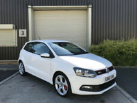 (60) 2010 Volkswagen Polo 1.4 DSG Automatic 2010MY GTi 3dr Hatchback