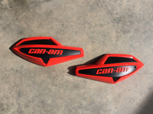 Can-Am Hand Guards