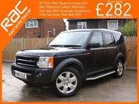 2008 Land Rover Discovery 3 - 2.7 TDV6 Turbo Diesel HSE 6 Speed Auto 4x4 4WD 7-S