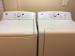 Kenmore washer and dryer for sale 8 years old free delivery.