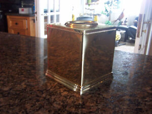 Classic Style Brass Tissue Box Cover (Brand new)