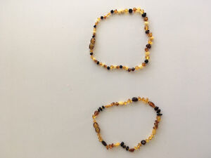 Amber teething necklace(s)