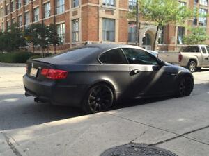 2011 BMW M3 Coupe - Manual