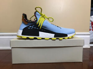 Adidas NMD Hu Pharrell Inspiration Pack - Clear Sky