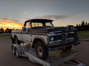 1976 FORD HIGHBOY F250