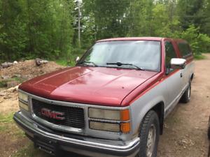1992 2WD Sierra