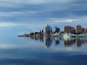 Furnished One Bedroom Apartment Overlooking Halifax Harbour