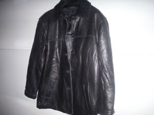 woman leather coat for sale