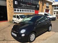 2012 Fiat 500 1.2 Pop (s/s) 3dr