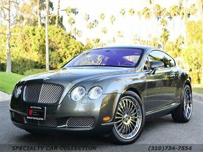 2005 Bentley Continental GT Turbo 2005 Bentley Continental GT Turbo