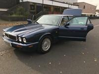 Jaguar XJ Series 3.2 auto XJ8. SUPER LOW MILEAGE ONLY 56 K ON CLOCK. MOT,11/2017