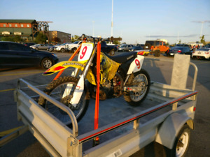 2001 RM 250 with recent engine rebuild