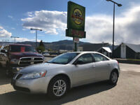 2006 Pontiac G6 SE - LOW KMS!