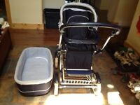 Baby Carriage/Stroller/Bassinette by Peg Prego