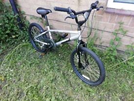 BMX BIKE AS NEW
