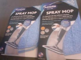 Spray mop refills