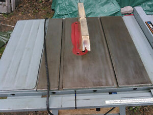 """Delta 10"""" Table Saw - Extras"""