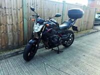 2012 Yamaha XJ6N 600 1 OWNER FROM NEW, 21,000 MILES, BACK BOX