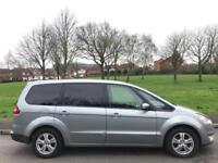 FORD GALAXY 2.0 ZETEC 5DOOR (2008 58 REG) PETROL 7 SEATER EX PCO